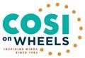 logo for cosi on wheels