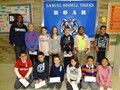 Bissell Students of the Month for February image