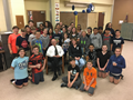 World-Renowned Scientist Visits Dodge Students image