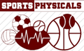 sports physicals appointment schedule