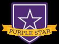 ohio department of education purple star award logo