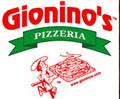 logo for gionino's pizza