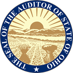 official seal of Ohio auditor of state