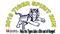 2019 tiger spirit run help the tigers take a bite out of hunger