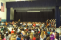 ths orchestra performing