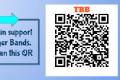 TBB FanFood QR Code