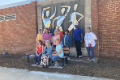 Class of 1971 Donates Memorial Bench!