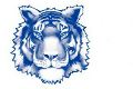 blue twinsburg tiger