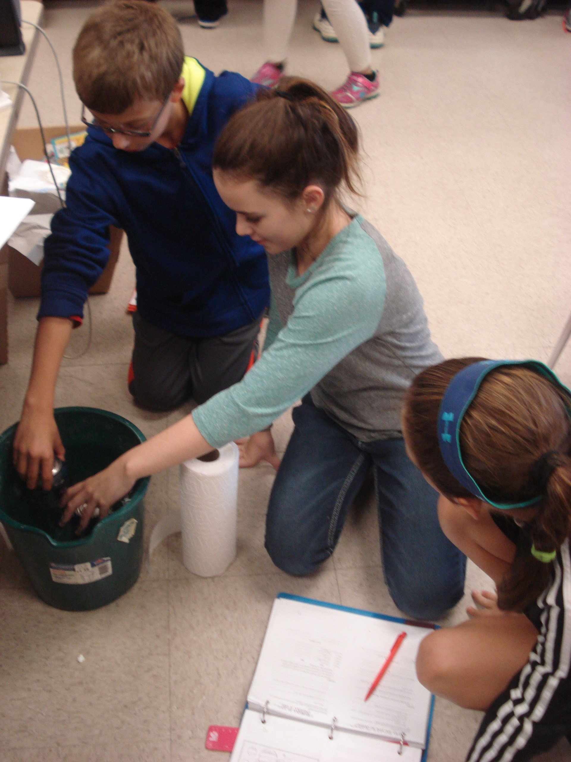 Mrs. Czirok's Sciences Classes