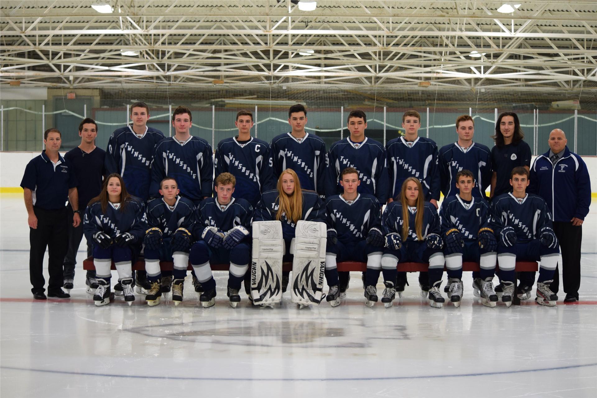 2016-17 Team