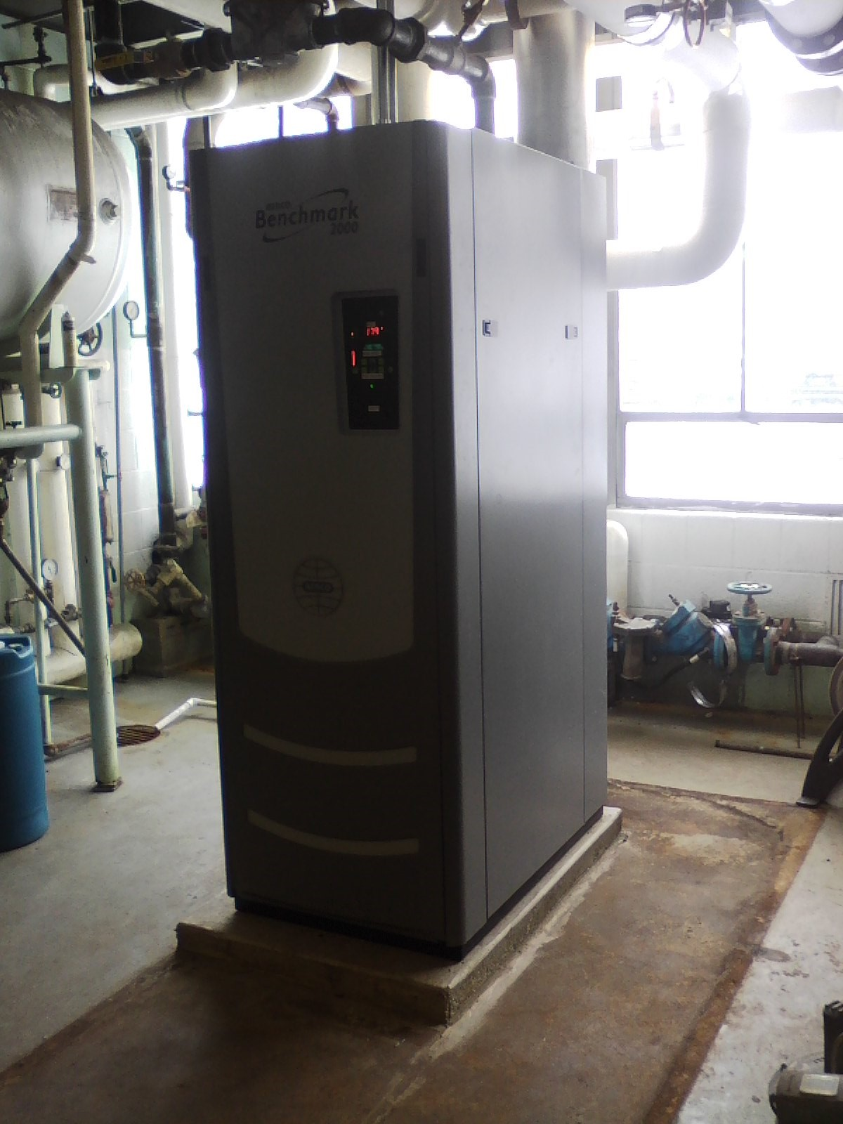 Benchmark 2000 Boiler 2