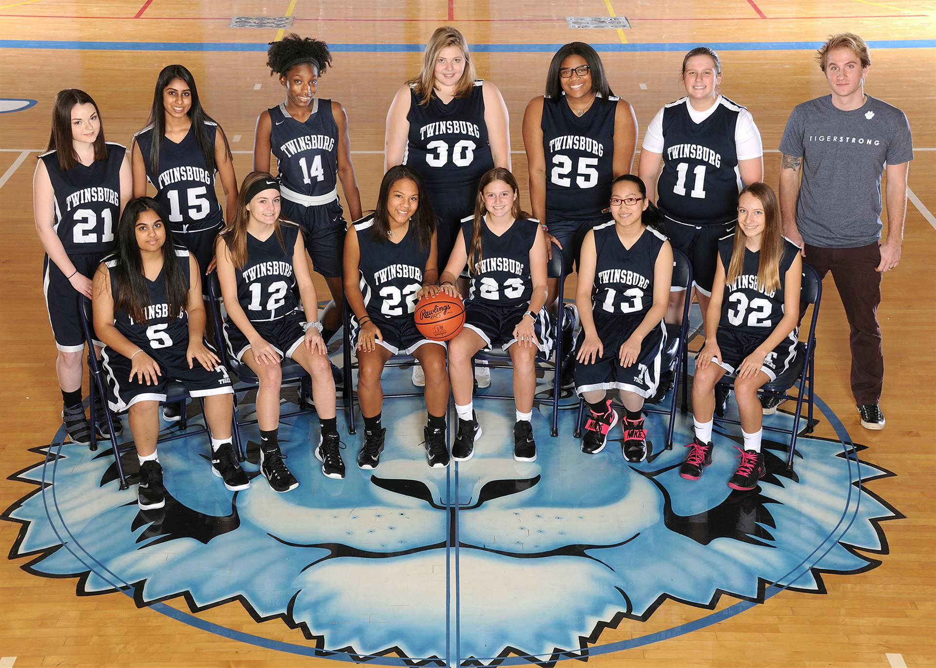 18-19 JV Team Photo