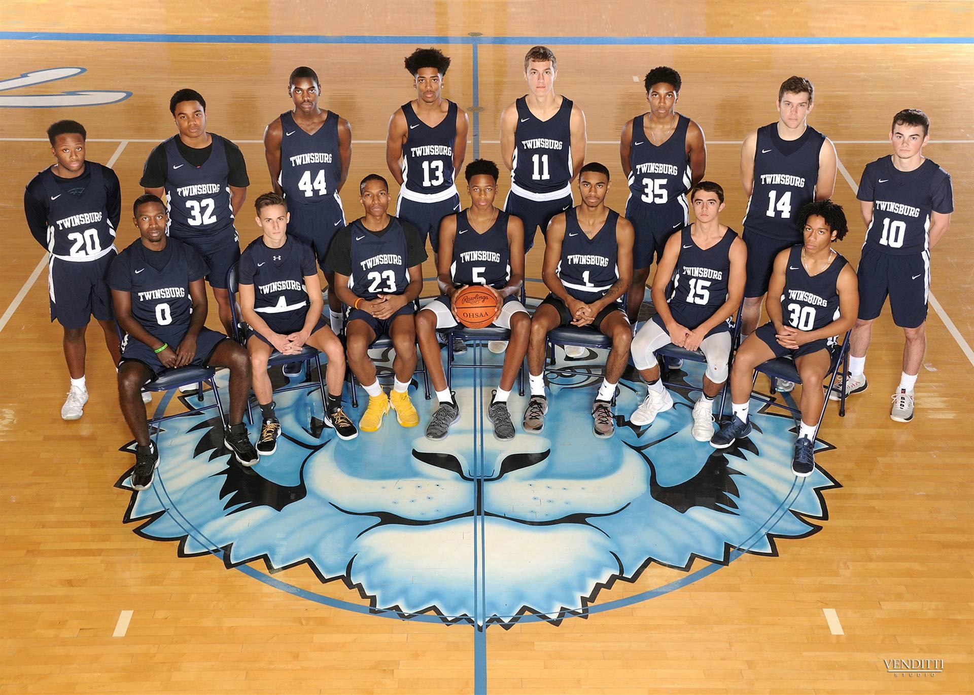 18-19 Varsity Team