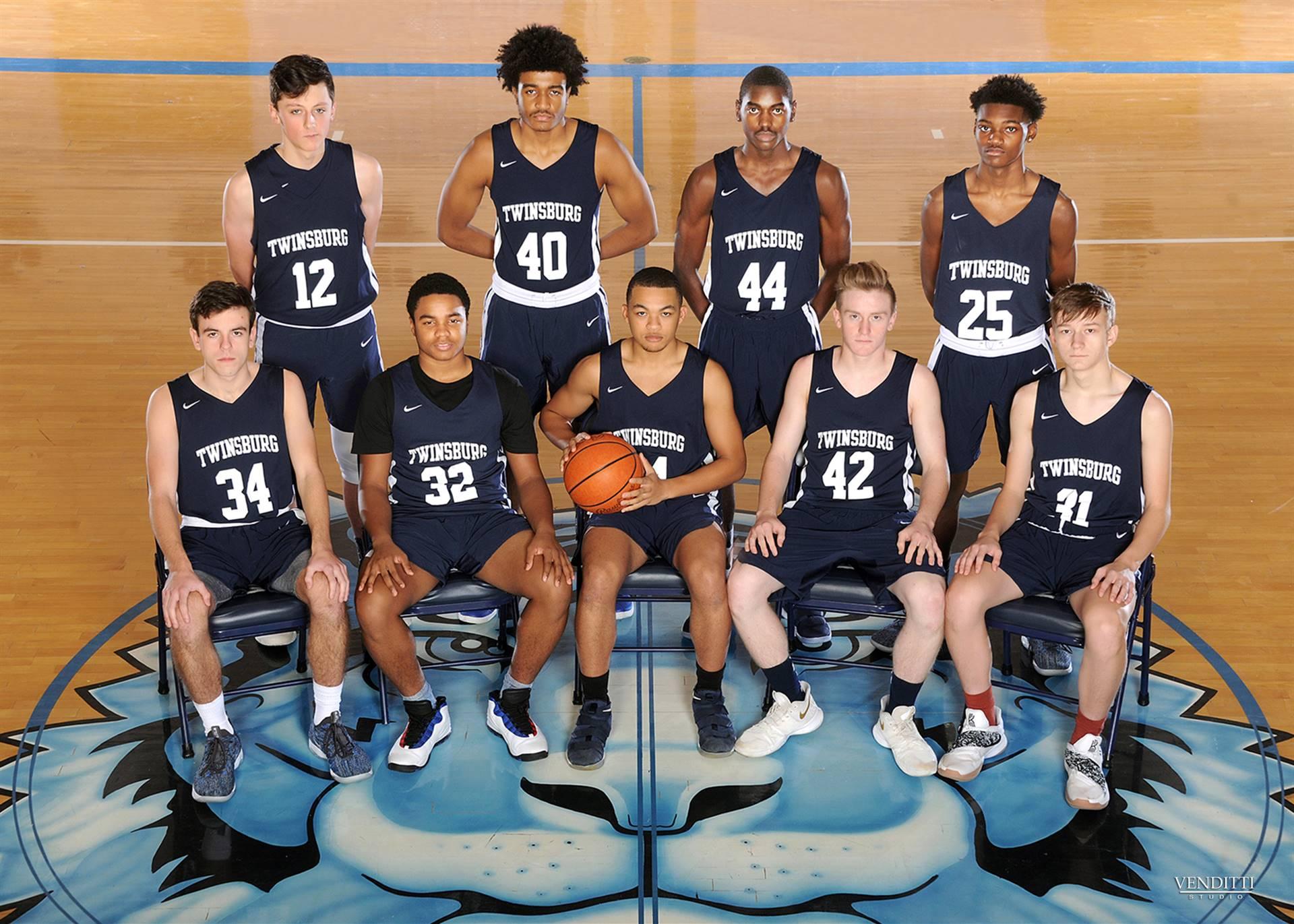 18-19 JV Team