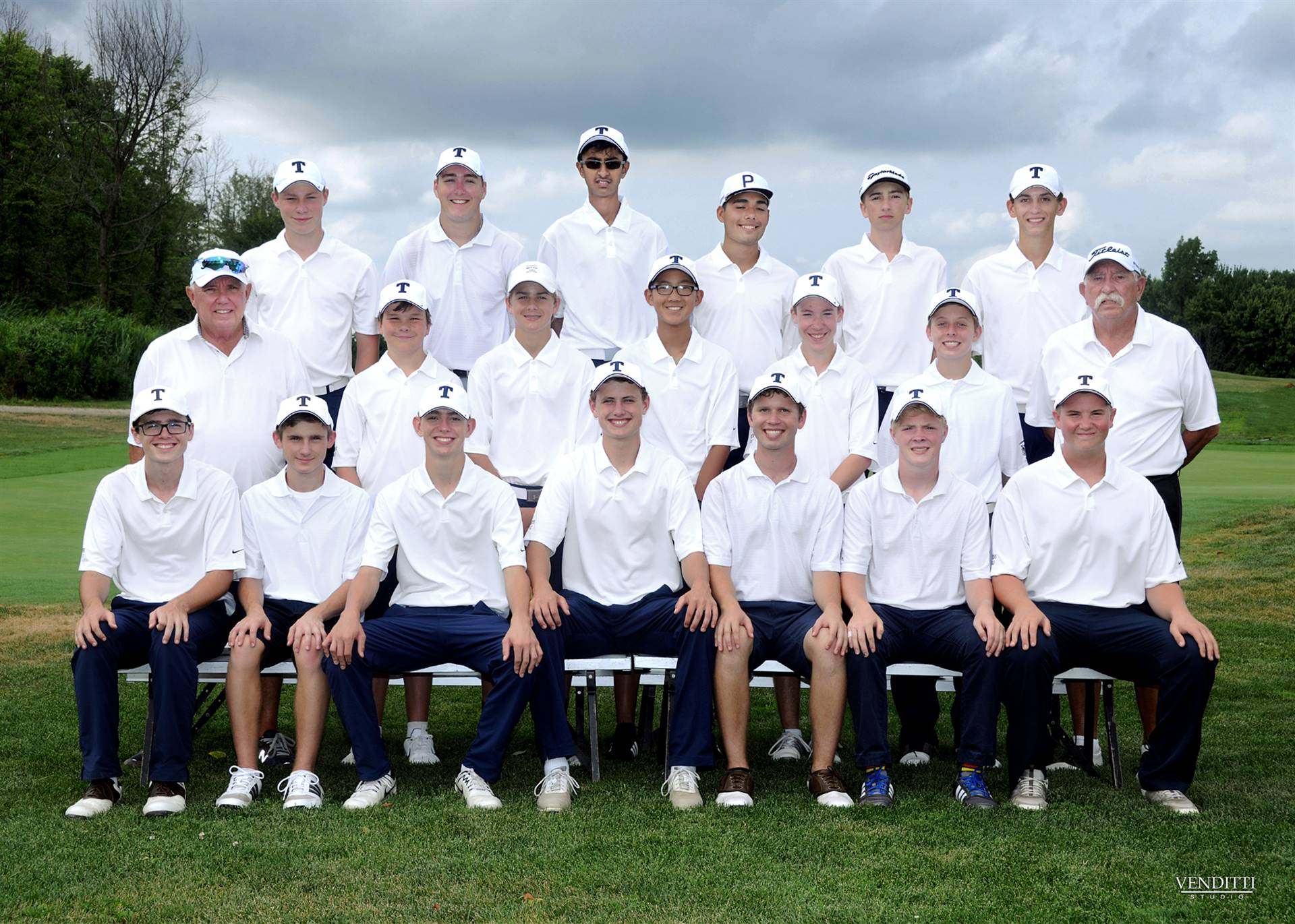18-19 Golf Team