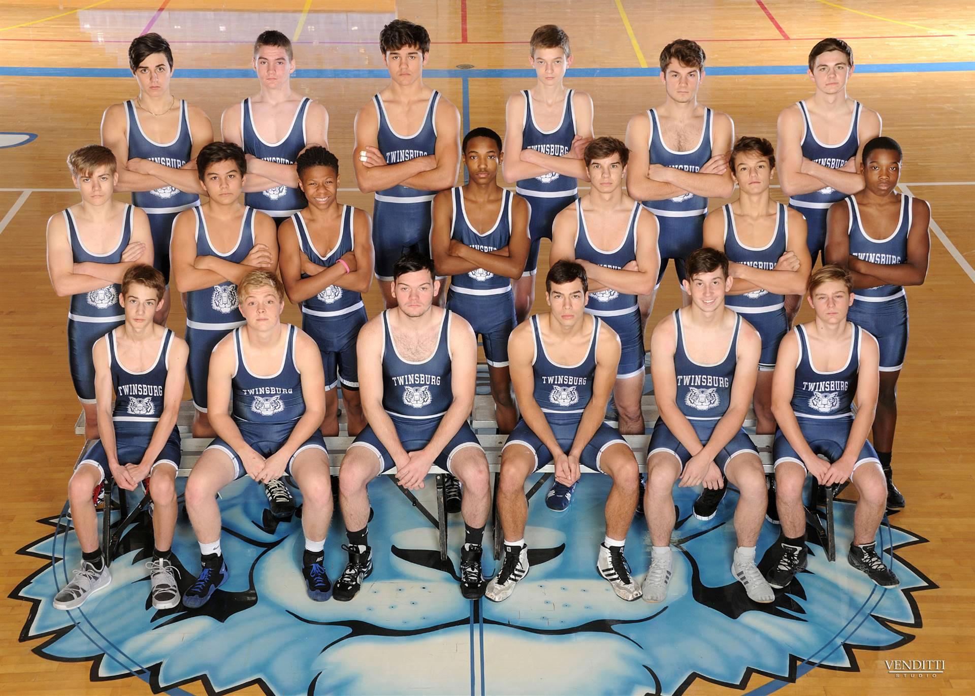 18-19 Team Photo
