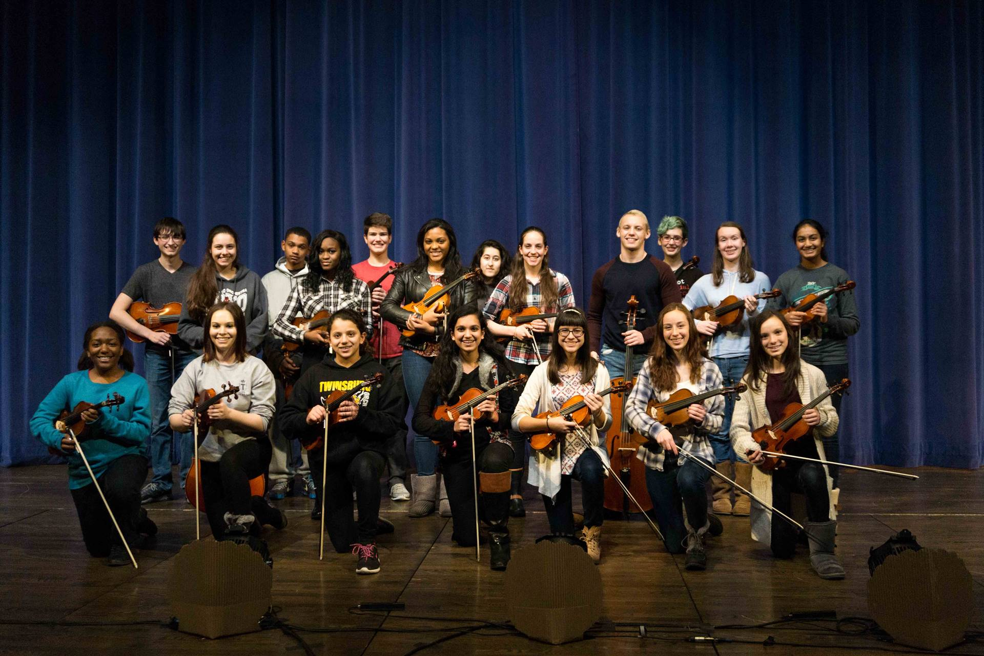 2017 THS Solo and Ensemble Participants