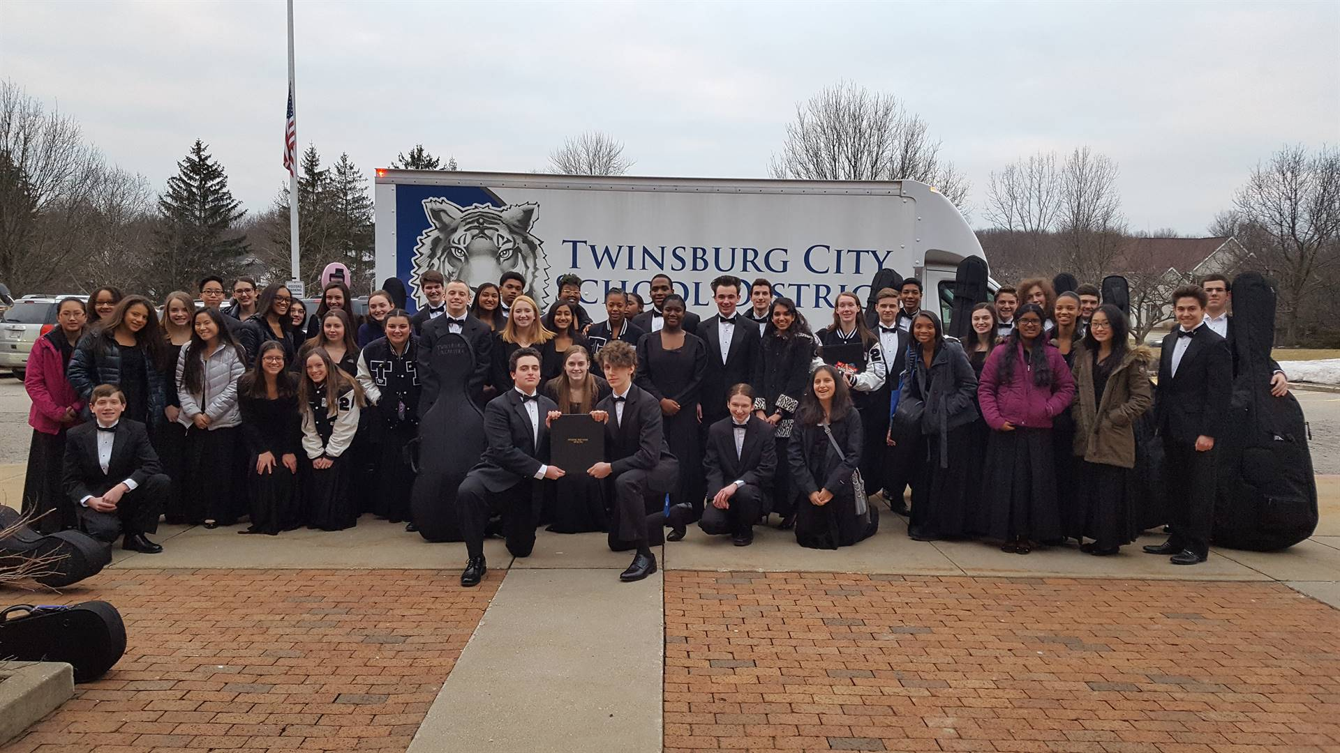 2018 Orchestra after State Contest