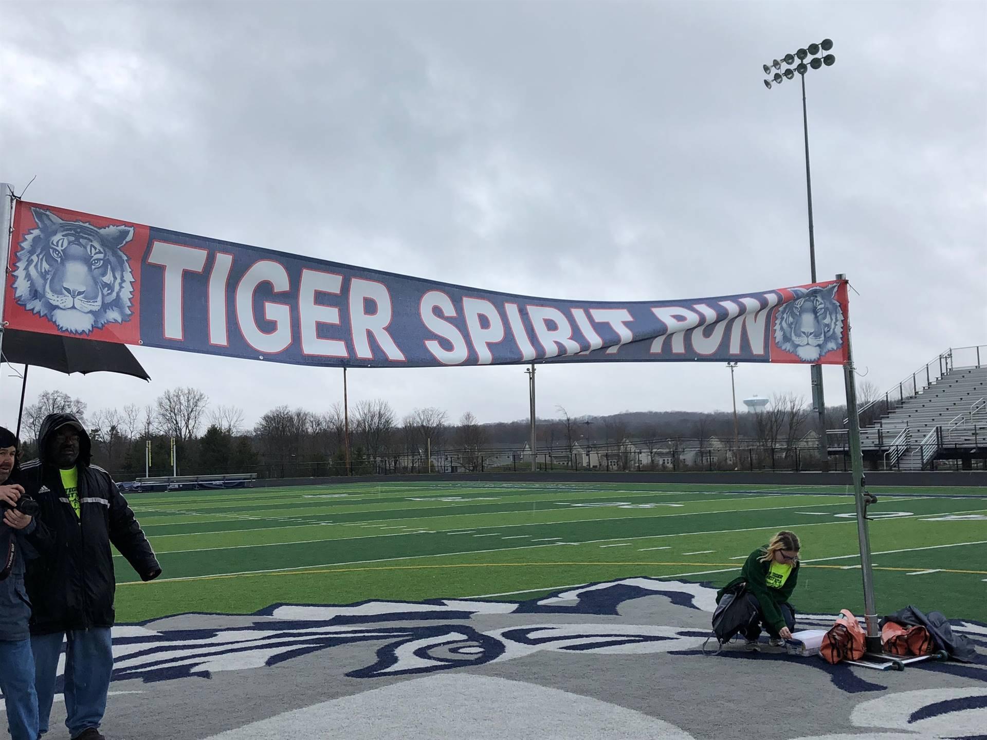 2018 Tiger Spirit Run