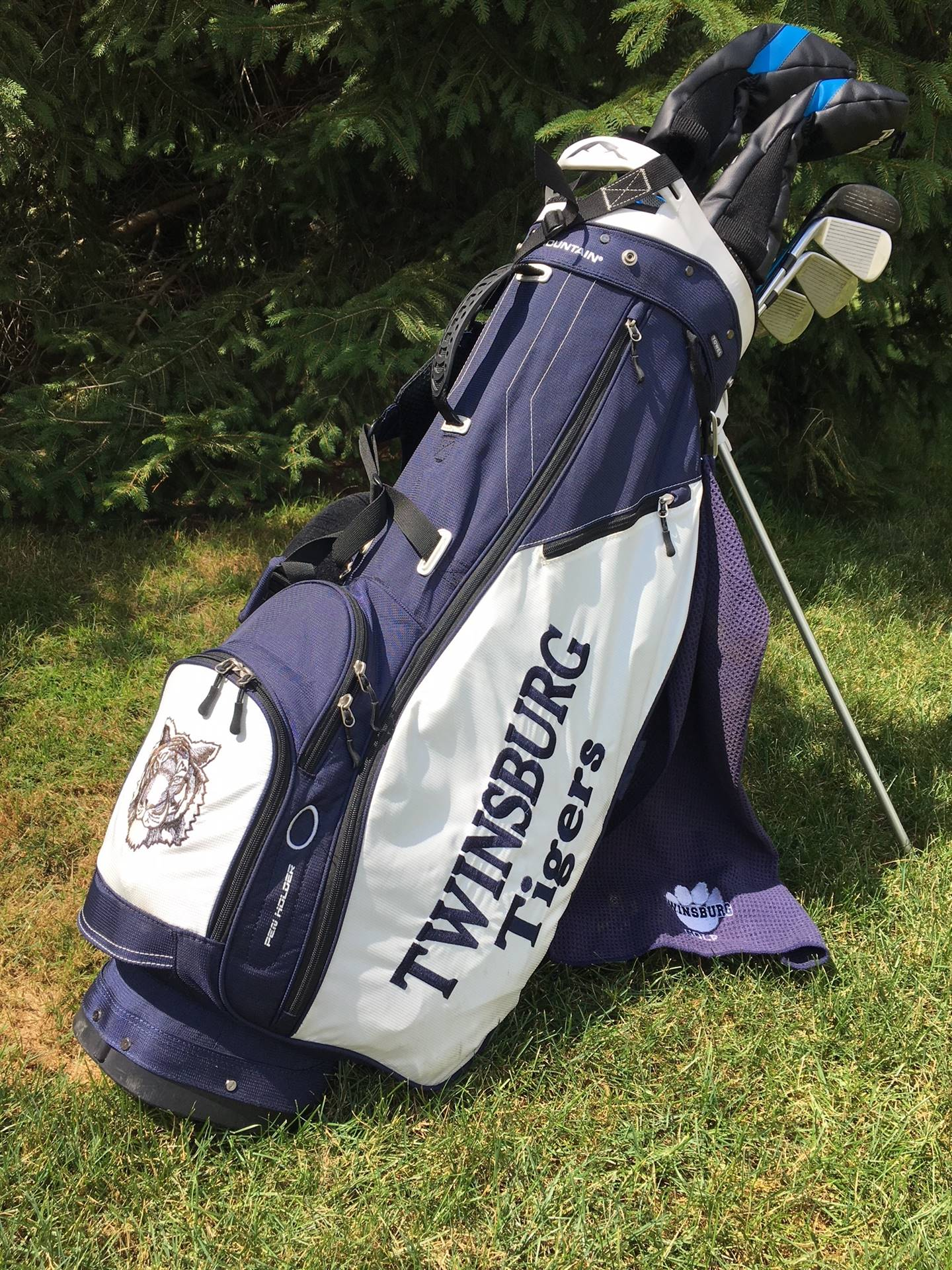 Team golf bag