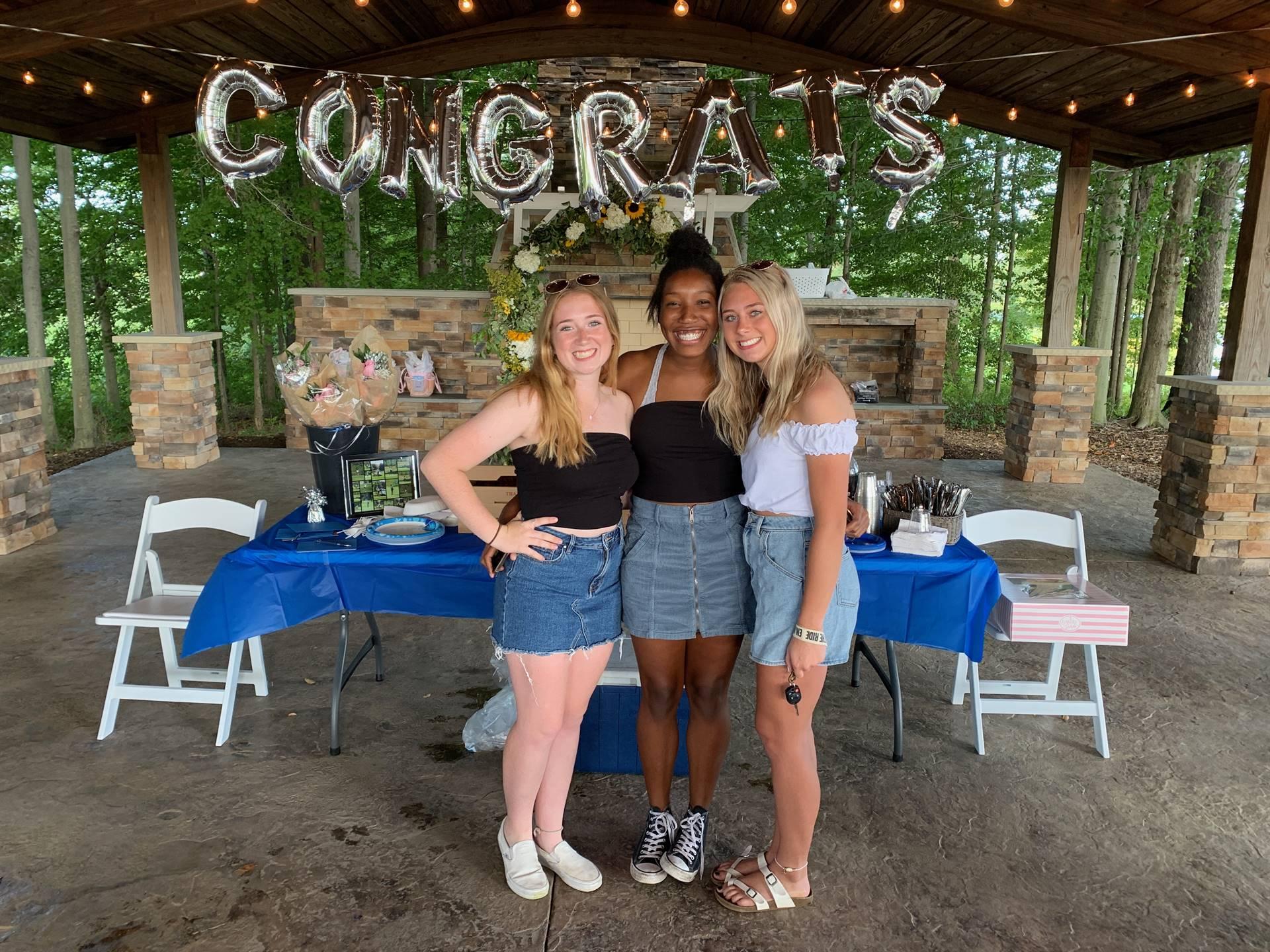 Senior Night 2019 Seniors