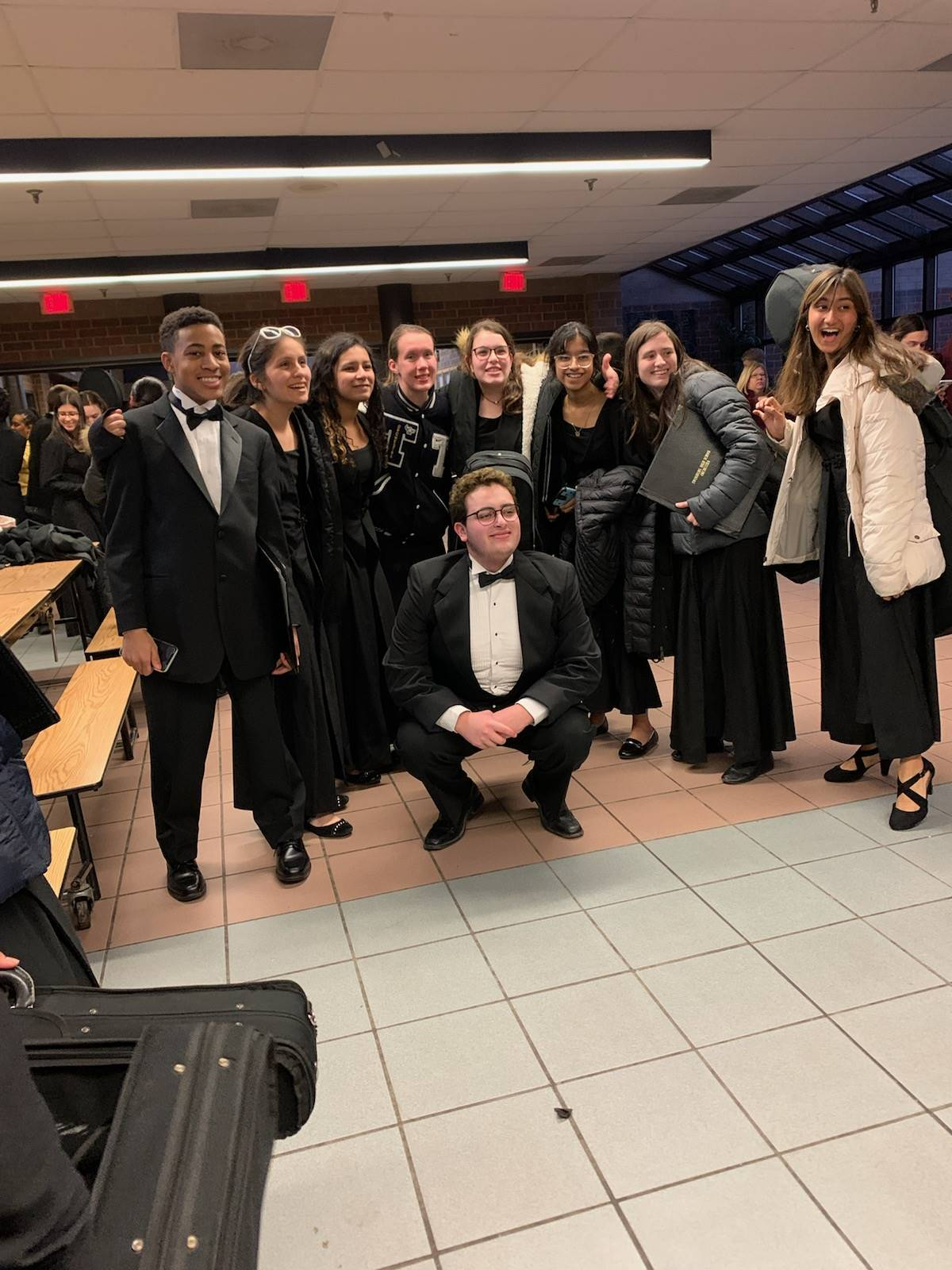 Orchestra at Contest
