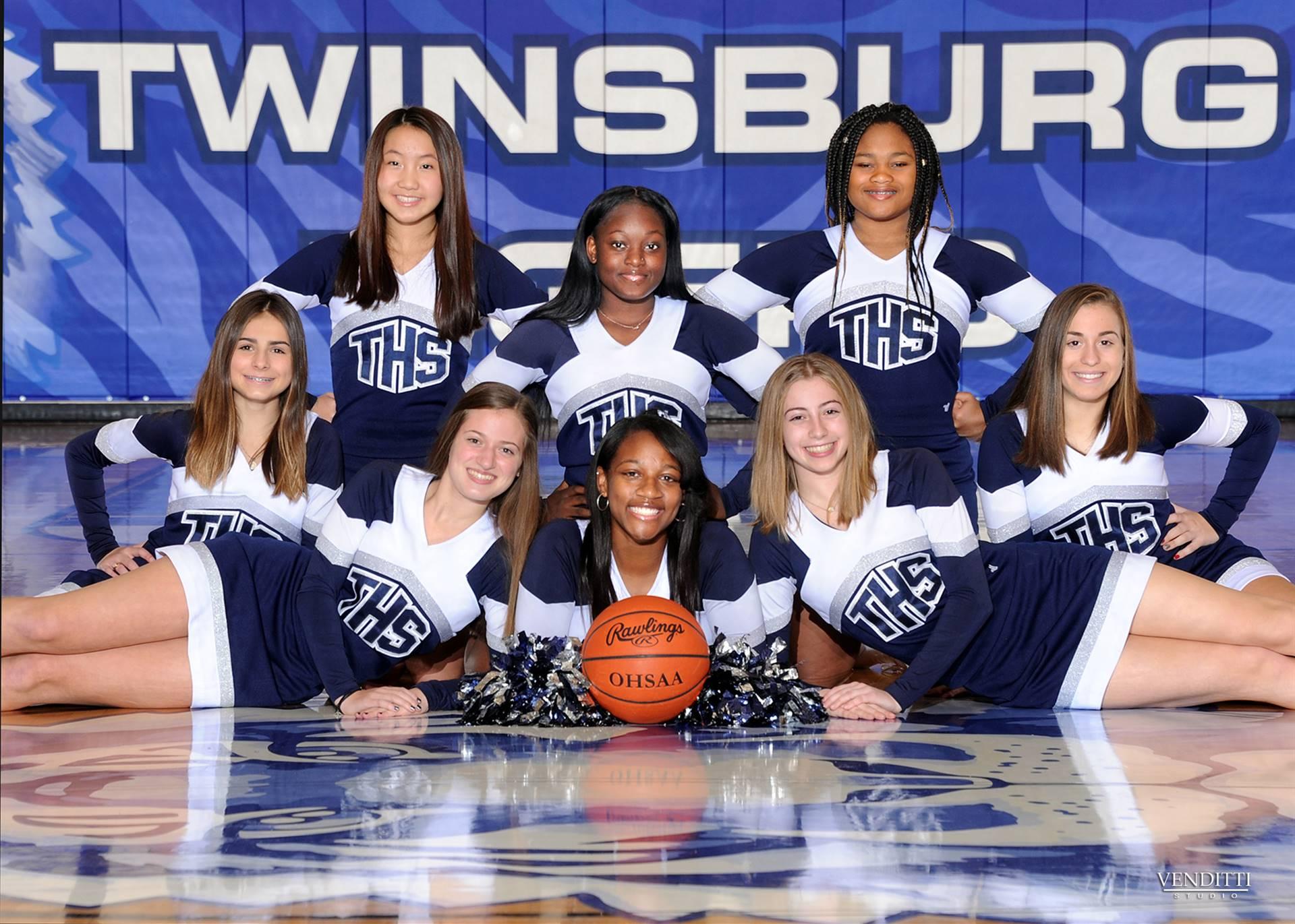 Freshman Basketball Cheer 2019-2020