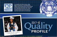 Clipart of Cover of 2017-2018 Quality Profile